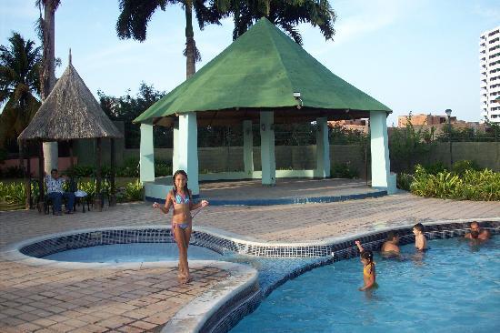 Margarita Village: la piscina limpia