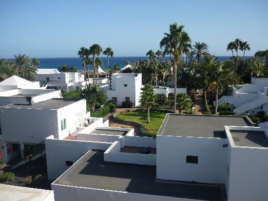 ClubHotel Riu Paraiso Lanzarote Resort: vista desde una de las terrazas