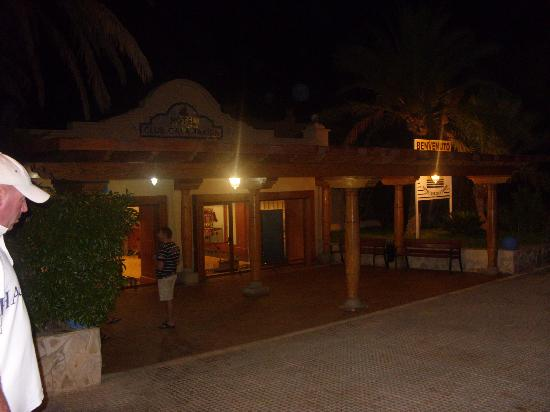 Hotel Playasol Cala Tarida: hotel