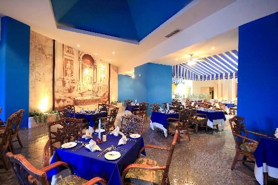 Great Parnassus Family Resort : Portofino Restaurant