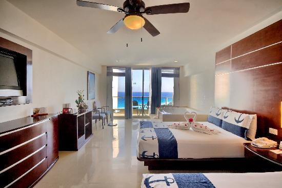 Great Parnassus Family Resort : Rooms