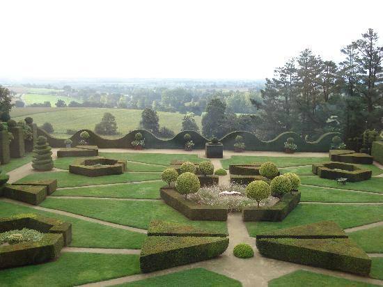 Château de la Ballue : Back garden!
