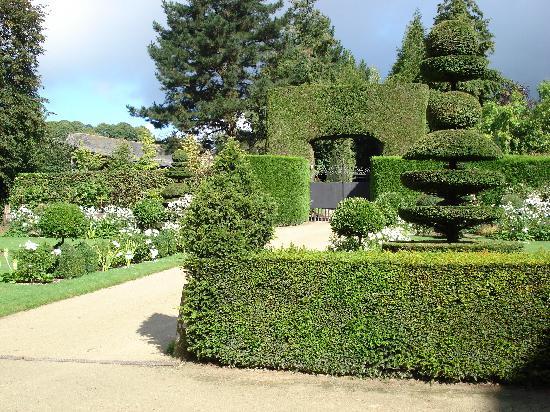 Château de la Ballue : Entrance