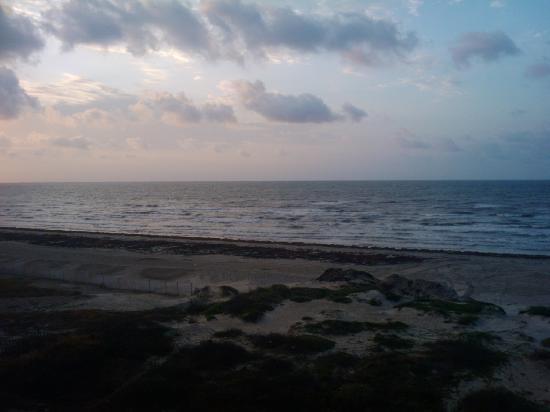 Holiday Inn Club Vacations Galveston Beach Resort: View from room