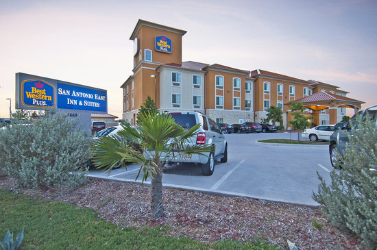 BEST WESTERN PLUS San Antonio East Inn Suites UPDATED 2017