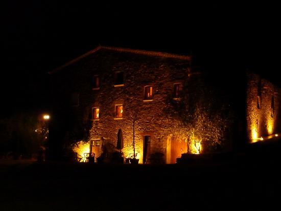Hotel Casa Rural Mas Gran: Tranquilidad en la noche