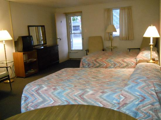 Printz Motel : Room with 2 Beds