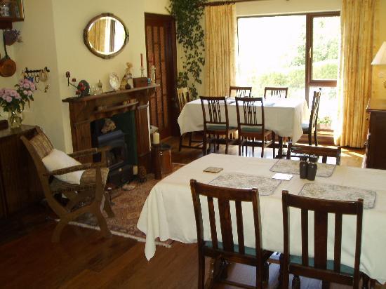 Bayside B&B: Bayside Dinning Room