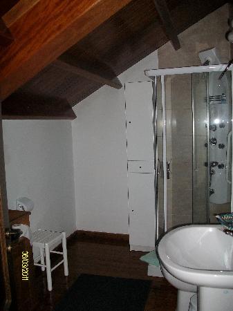Hotel Spa Casa Conors: baño