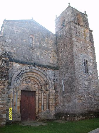 Hotel Spa Casa Conors: La catedral + antigua de España