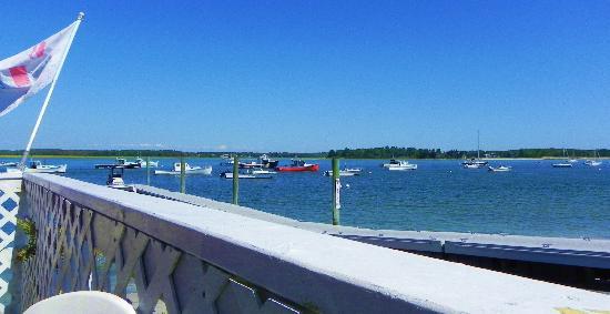 Rising Tide Restaurant: View