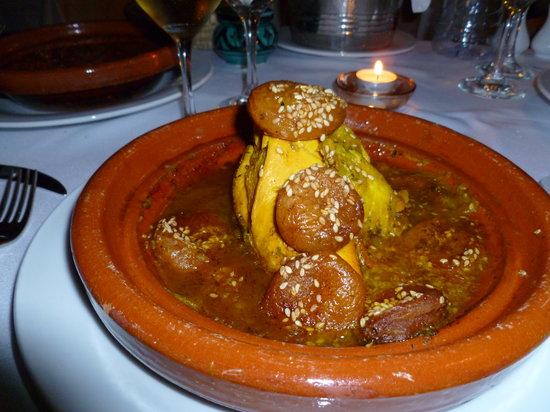 Le Nabab : oui beau mais surtout trés bon!!!!!