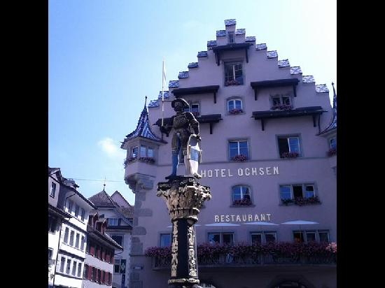 City-Hotel Ochsen Zug: The exterior