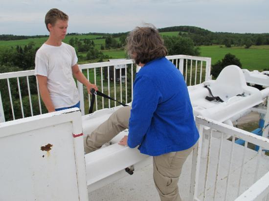 Wild Water & WHeels: Pipeline Coaster