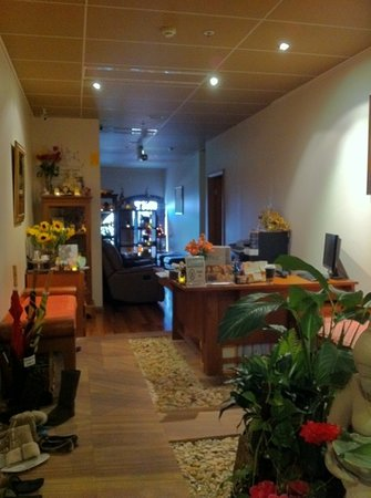 Chang Sabai Thai Massage & Spa: Chang Sabai's welcome zone