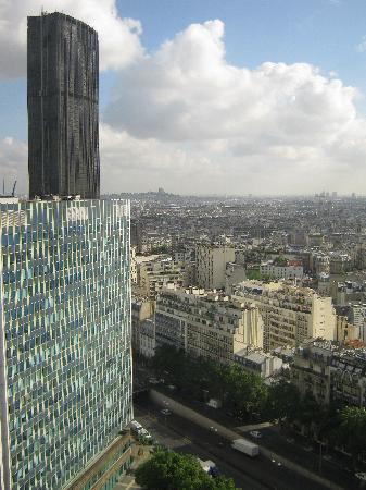 Pullman Paris Montparnasse: Outstanding view
