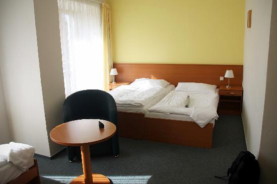 Hotel Meritum: Room