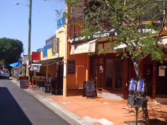 Restaurants In Bay Lane Byron Bay