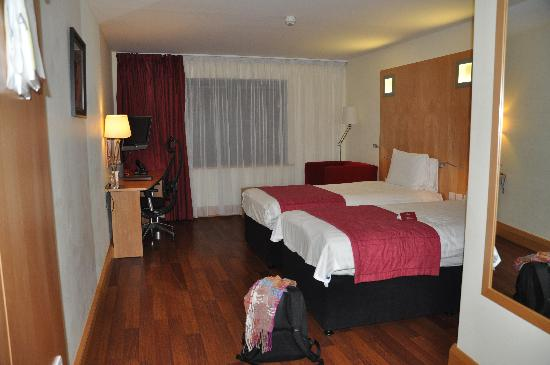 Station House Hotel Letterkenny: My lovely room!