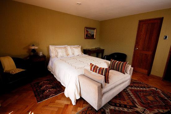Santiago Hillside Hotel: guest room 1