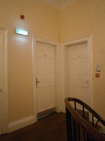 Queens Guest House: Las habitaciones