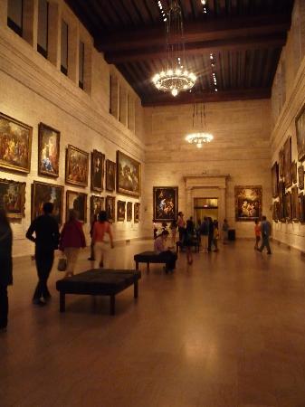 พิพิธภัณฑ์วิจิตรศิลป์: La grande galerie