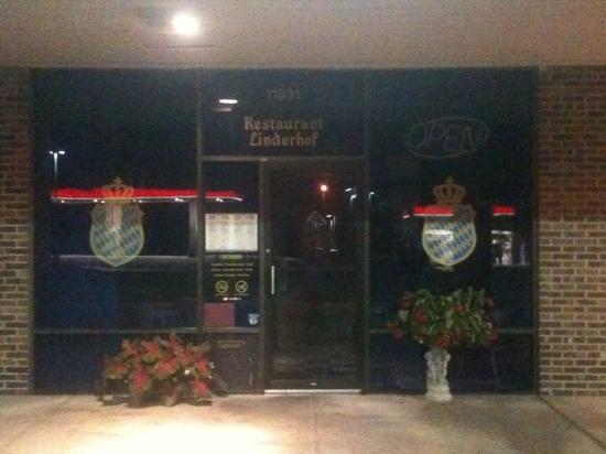 Farragut, Теннесси: exterior of Restaurant Linderhof