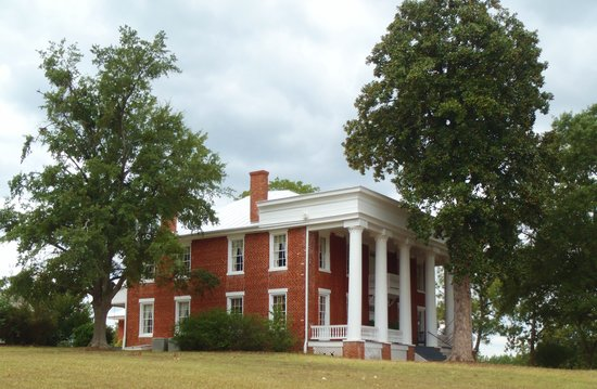 Washington, Gürcistan: Callaway Plantation Main House