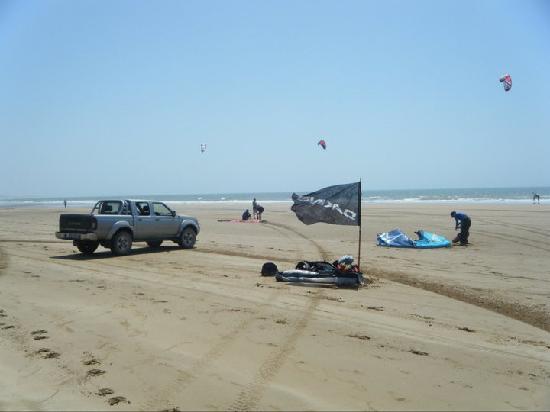 Mogabio : La gran playa y nosotros