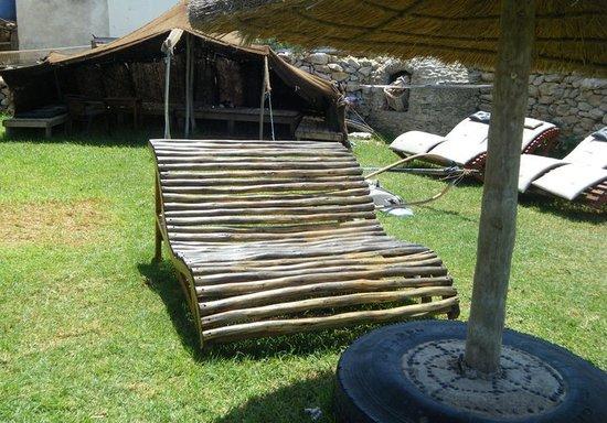 Jardin chillout Picture of Mogabio Essaouira TripAdvisor