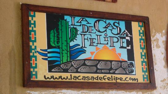 La Casa de Felipe: Such a good hostel to stay !!!