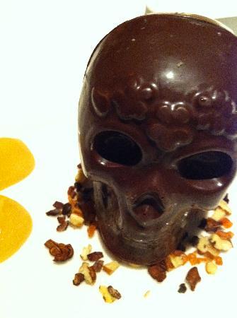 Pujol: Chocolate dessert