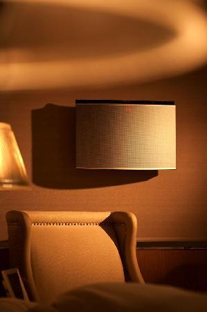 Hotel Eclat Taipei: Enjoy your music in Ipod with in-room B&O sound system