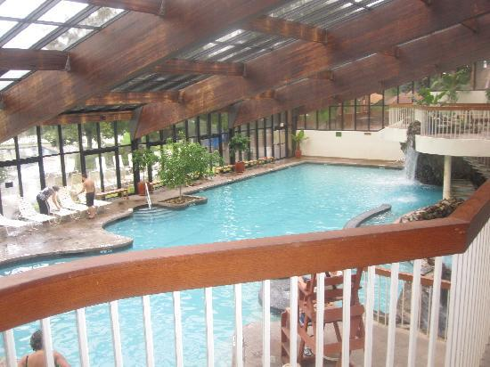 Minerals Hotel Indoor Pool