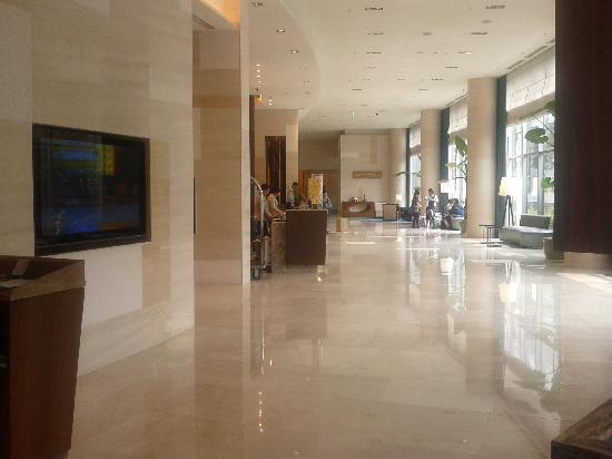 Courtyard by Marriott Seoul Times Square: Lobby