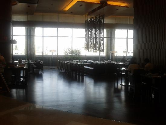 Courtyard by Marriott Seoul Times Square : Restaurant