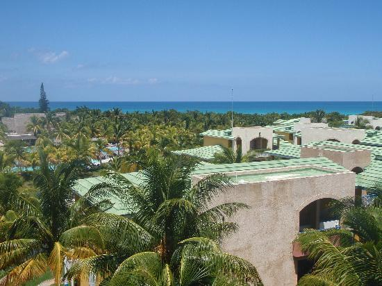 Melia Las Antillas: View from room