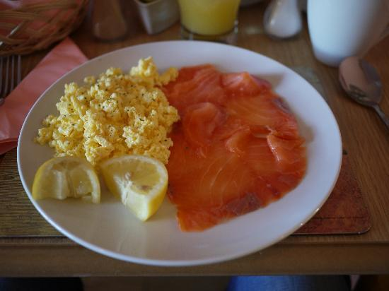 Bunratty Haven Bed and Breakfast: Delicious complimentary breakfast