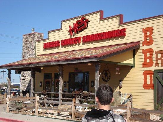 Harris County Smokehouse: one good restaurant