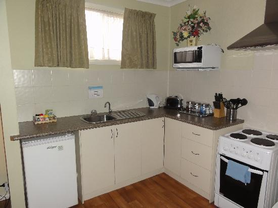 Armadale Cottage Bed and Breakfast: Kitchenette