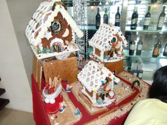 Sheraton Laguna Guam Resort: クリスマスの飾り