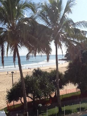 Netanya Noosa: view from the balcony