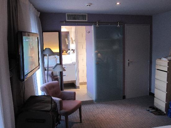 BEST WESTERN Hôtel de la Brèche : Chambre