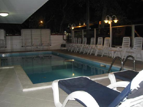 Hotel Nelson: piscina