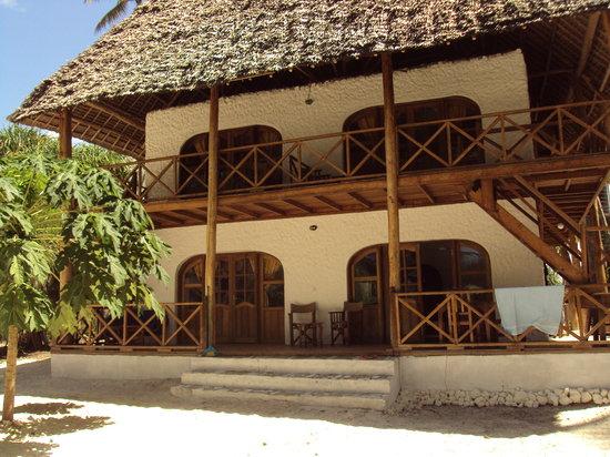 Panga Chumvi Beach Resort: Matemwe