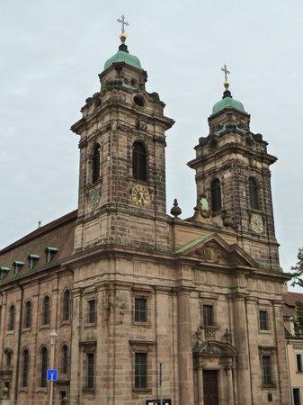 St. Egidien - Egidienkirche Nürnberg