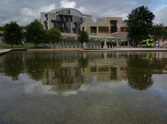 Edinburgh Photography Tours Limited - Private Tours : Scottish Parliament Building