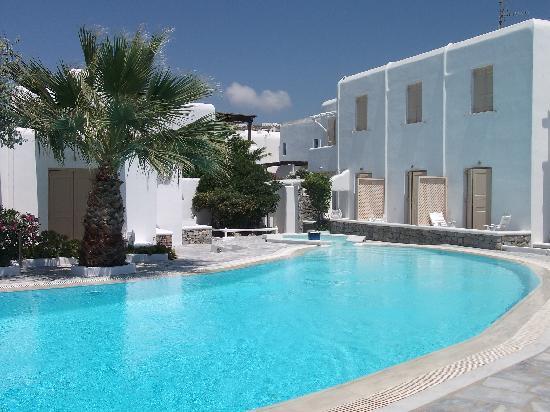 Ornos, Griekenland: pool2