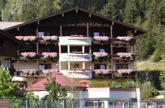 Verwohn-Harmonie Hotel Mandarfnerhof