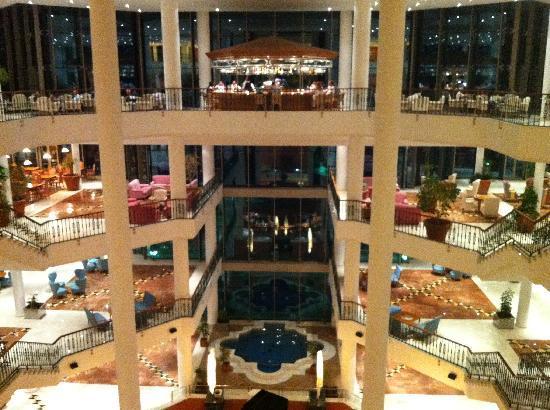 SBH Costa Calma Palace: L'interno dell'hotel